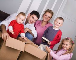 Moving Company South Forsyth GA